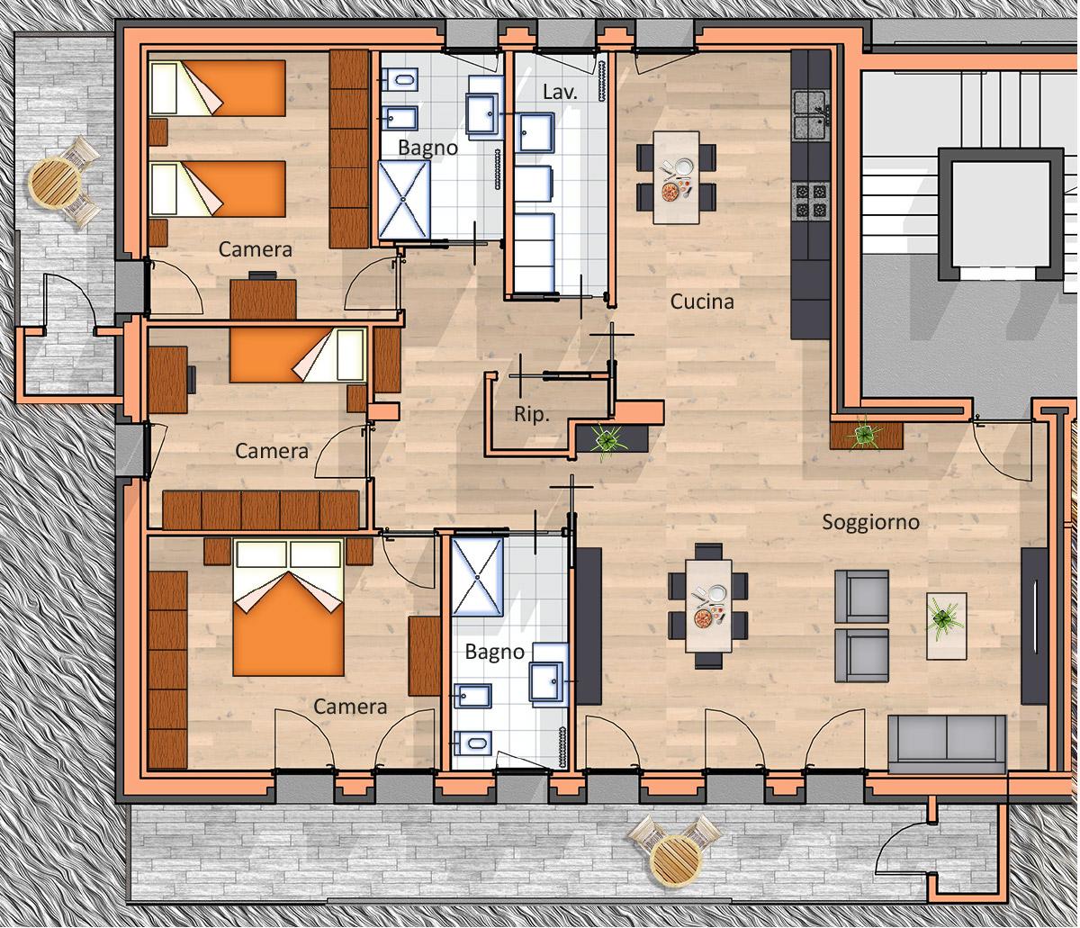 3-stanze